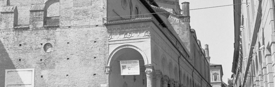 Il 25 aprile 1267 nacque ufficialmente S. Giacomo Maggiore con la posa della prima pietra. Già fin dal 1247 una comunità di eremiti, fondati dal beato Giovanni Bono da Mantova...